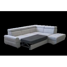 KOMPLET stół DURAN 140 + 4 x krzesło RAUL 76